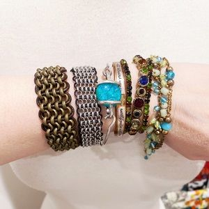 FUNky assorted bracelets!
